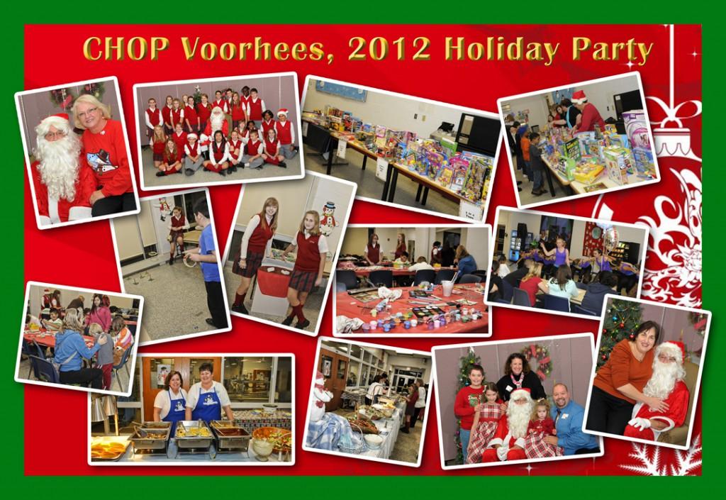 CHOP Voorhees 2012 | Welcome!