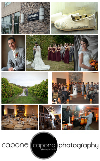all images © Capone Photography, LLC